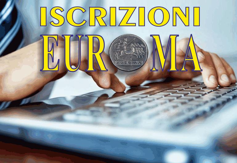 ISCRIZIONE EUROMA 2016