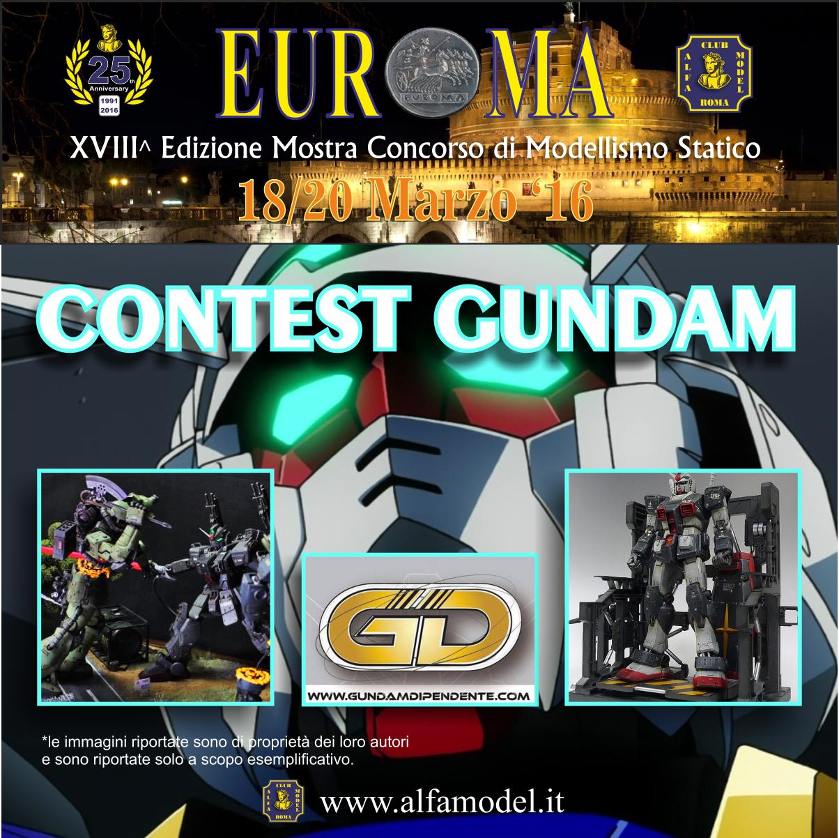 Contest Gundam