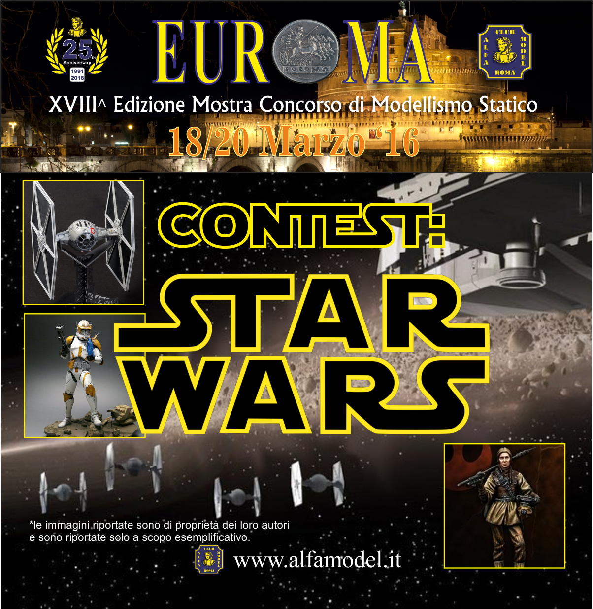 Contest Star Wars