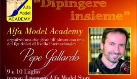 "Dipingere Insieme a ""Pepe Gallardo"""