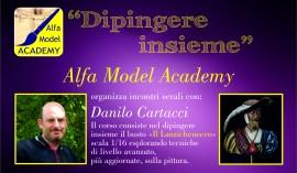 """""""Dipingere Insieme"""" con Danilo Cartacci"""