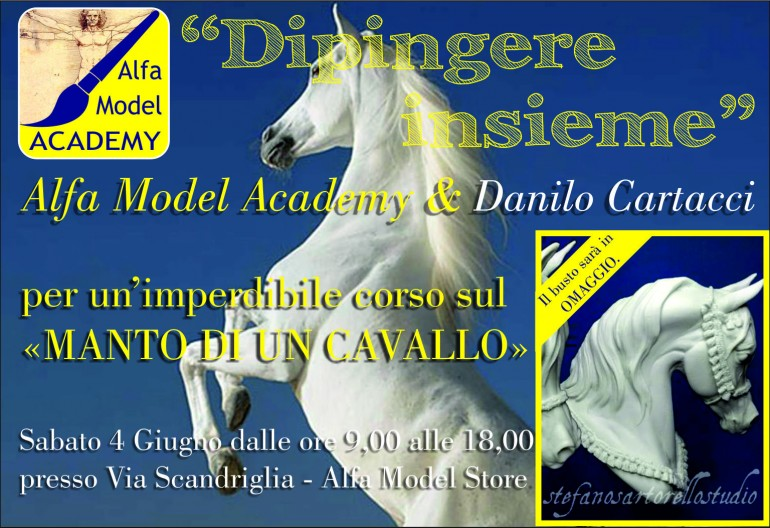 Il Manto del cavallo con Danilo Cartacci