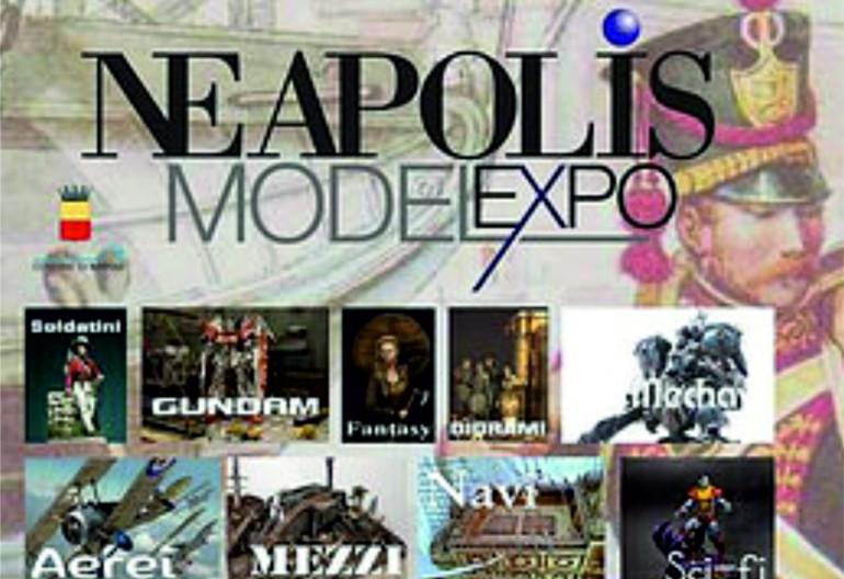 Palmares Neapolis Model Expo 2016