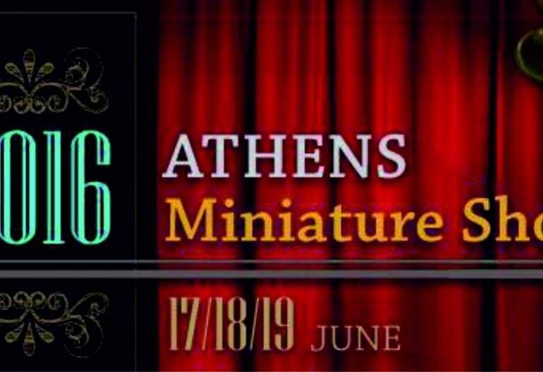 Palmares Athens Miniatures Show 2016