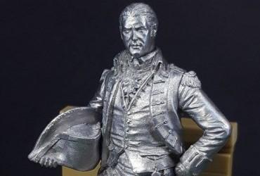 BRITISH ROYAL NAVY OFFICER – BESTSOLDIER by Pepe Gallardo