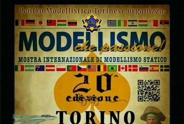 """Palmares Alfa Model """"Modellismo che passione"""" Torino 2016"""