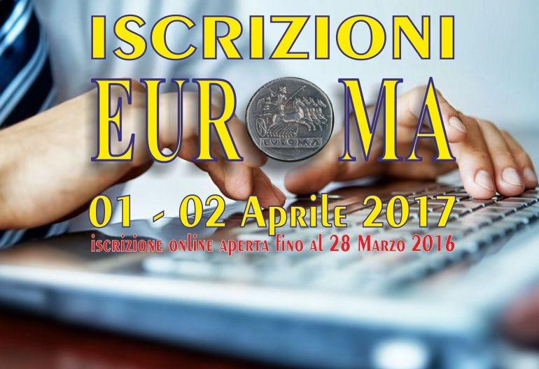 ISCRIZIONE EUROMA 2017