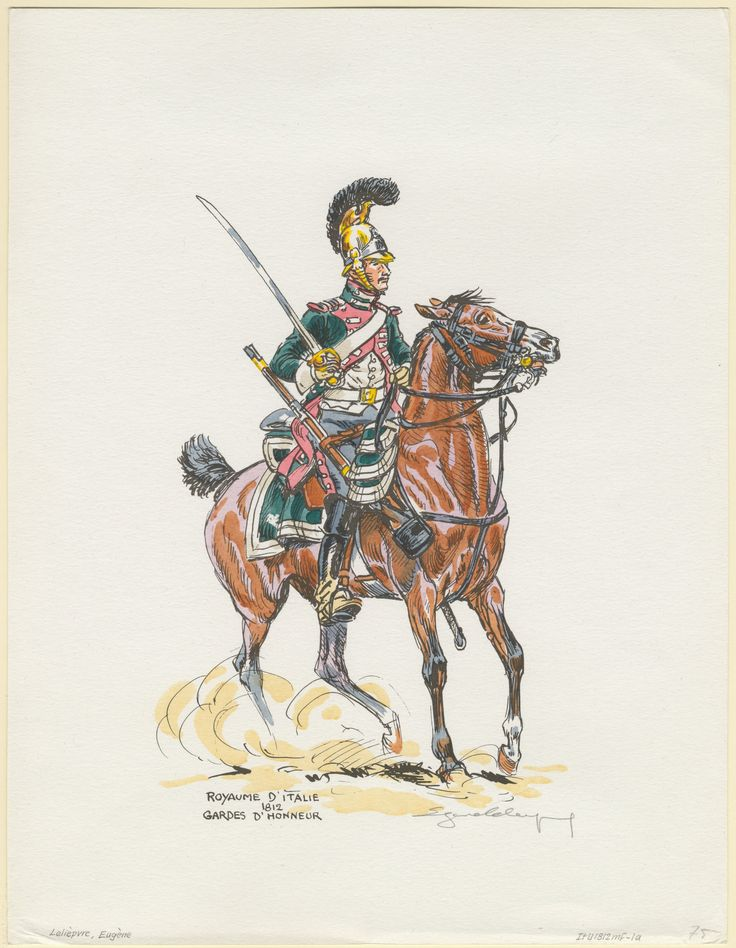 Guardia d'Onore 1812