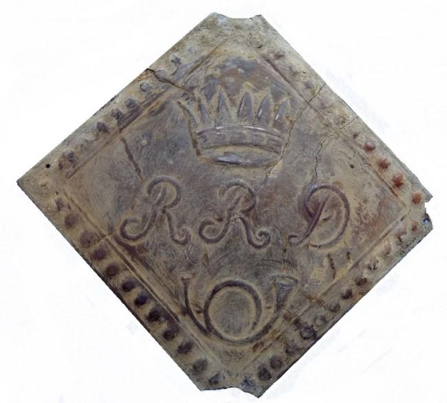 Placca Reale Rgt. Dalmata 3