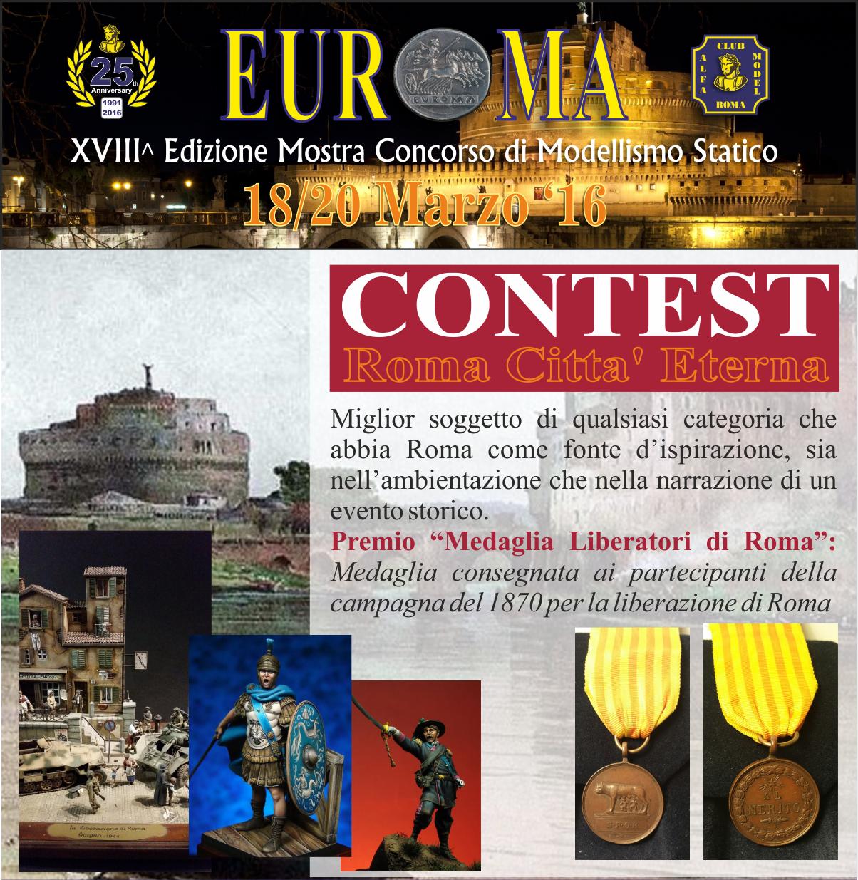 Contest Città di Roma