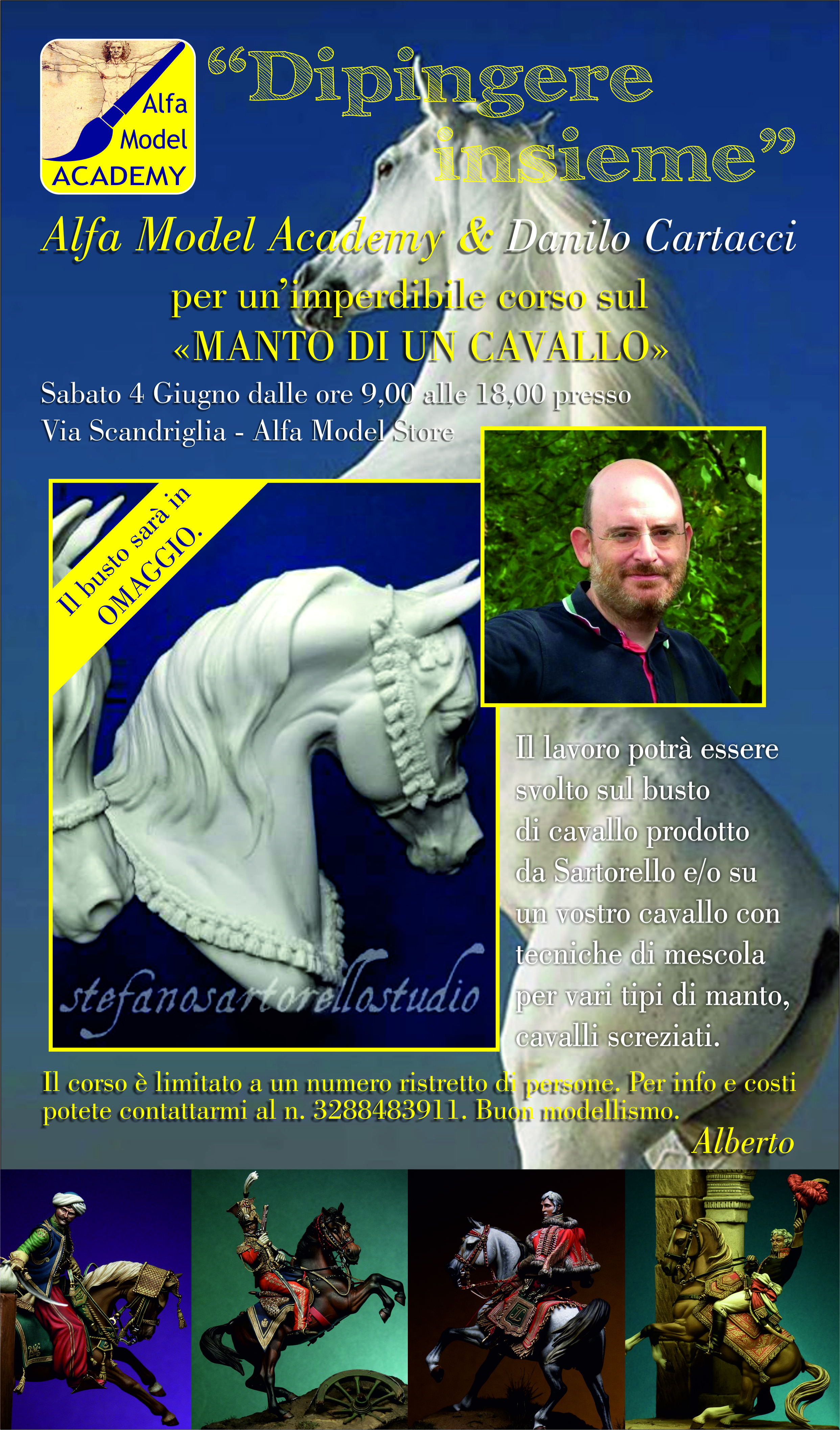 Corso Cartacci Cavallo