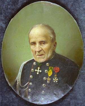 Dipinto Generale Carlo Zucchi