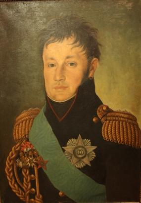 Dipinto Generale Giuseppe_Lechi