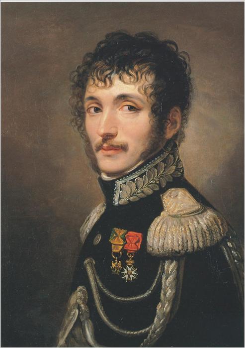 Dipinto Generale Teodoro Lechi