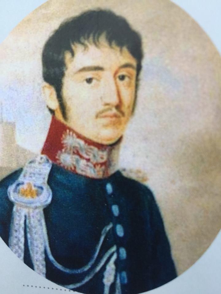Dipinto Guadria d'Onore di Brescia